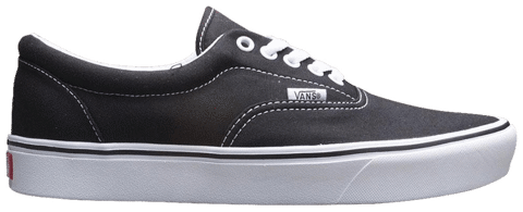 Vans Era Comfy Cush 'Black White' VN0A3WM9VNE