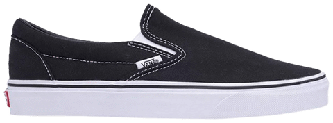 Vans Classic Slip-On ComfyCush 'Black' VN0A3WMDVNE