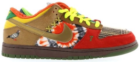 Nike Dunk SB Low What the Dunk 318403-141