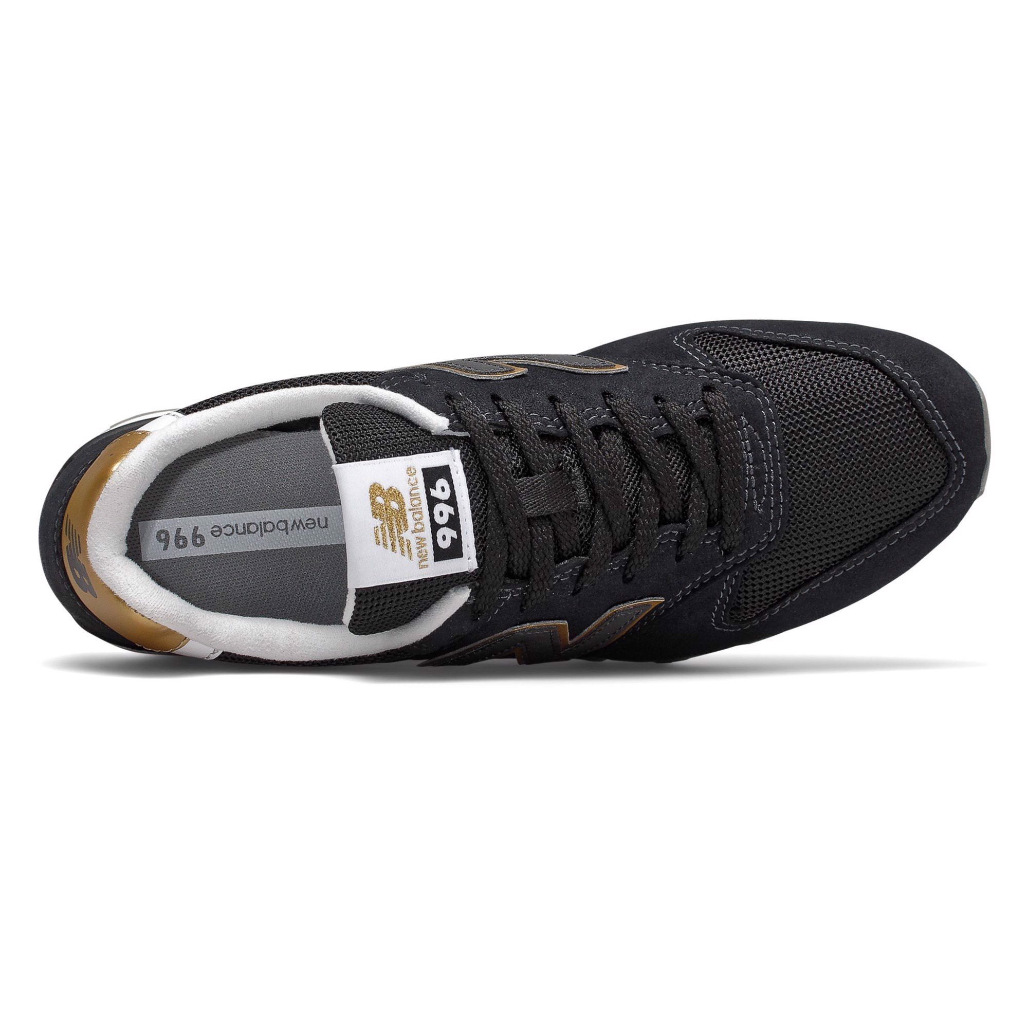 New Balance 996 'Black Gold Pack'  WL996CD