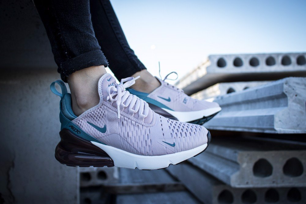 Air Max 270 Particle Rose Celestial Teal (W)