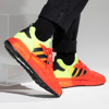 Giày Adidas ZX 2K Boost Solar Yellow Red FW0482