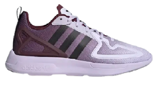 Giày Adidas ZX 2K Flux Shoes Maroon FV8630