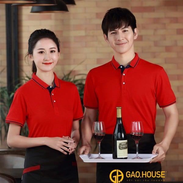 Đồng phục nhà hàng - khách sạn áo thun