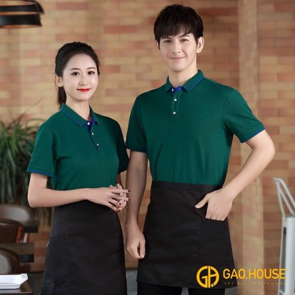 đồng phục nhân viên nhà hàng - khách sạn