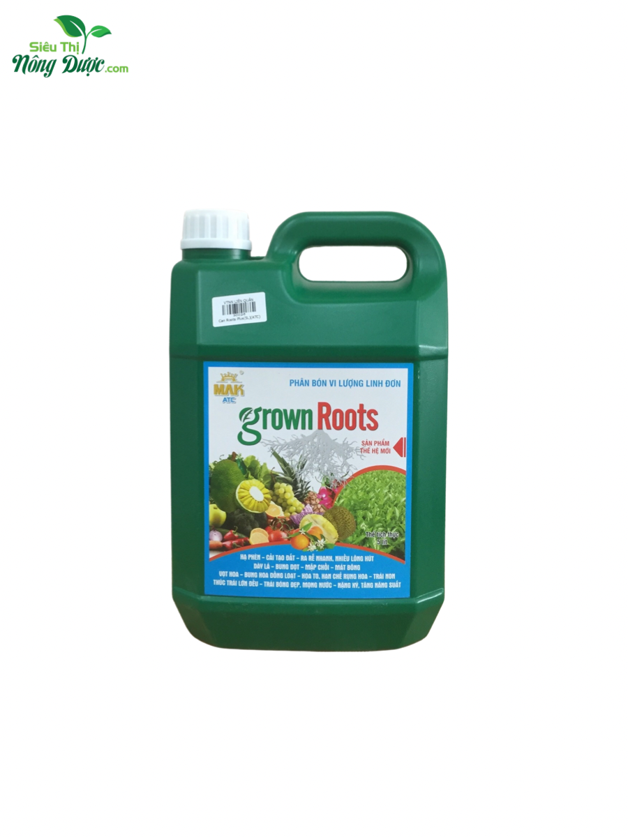 Can Roots Plus (5Lít)