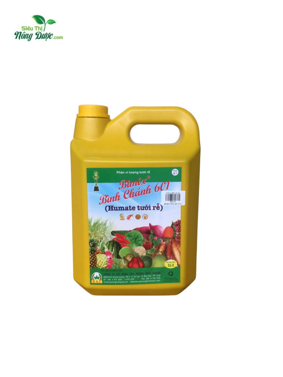 Humic 601 can 5Lít