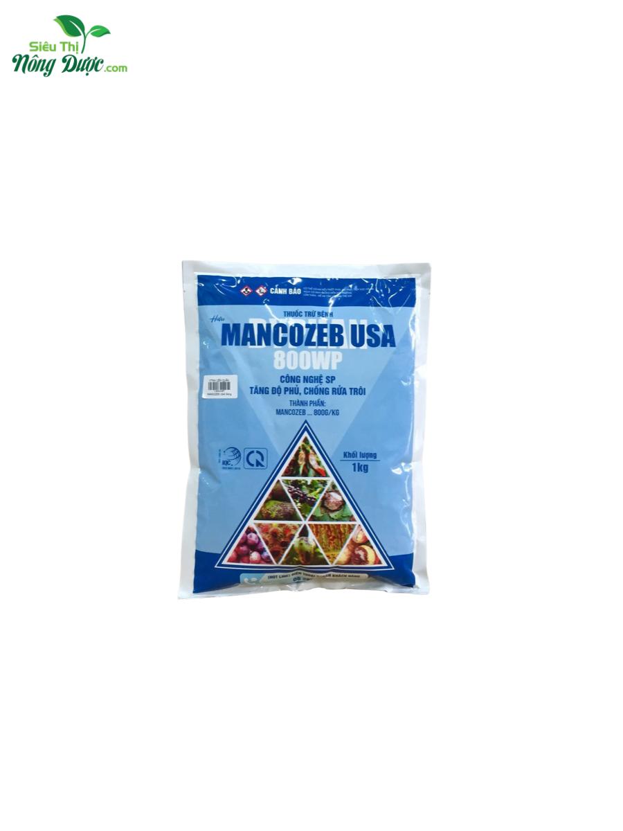 MANCOZEB USA VÀNG 800WP (Kg)
