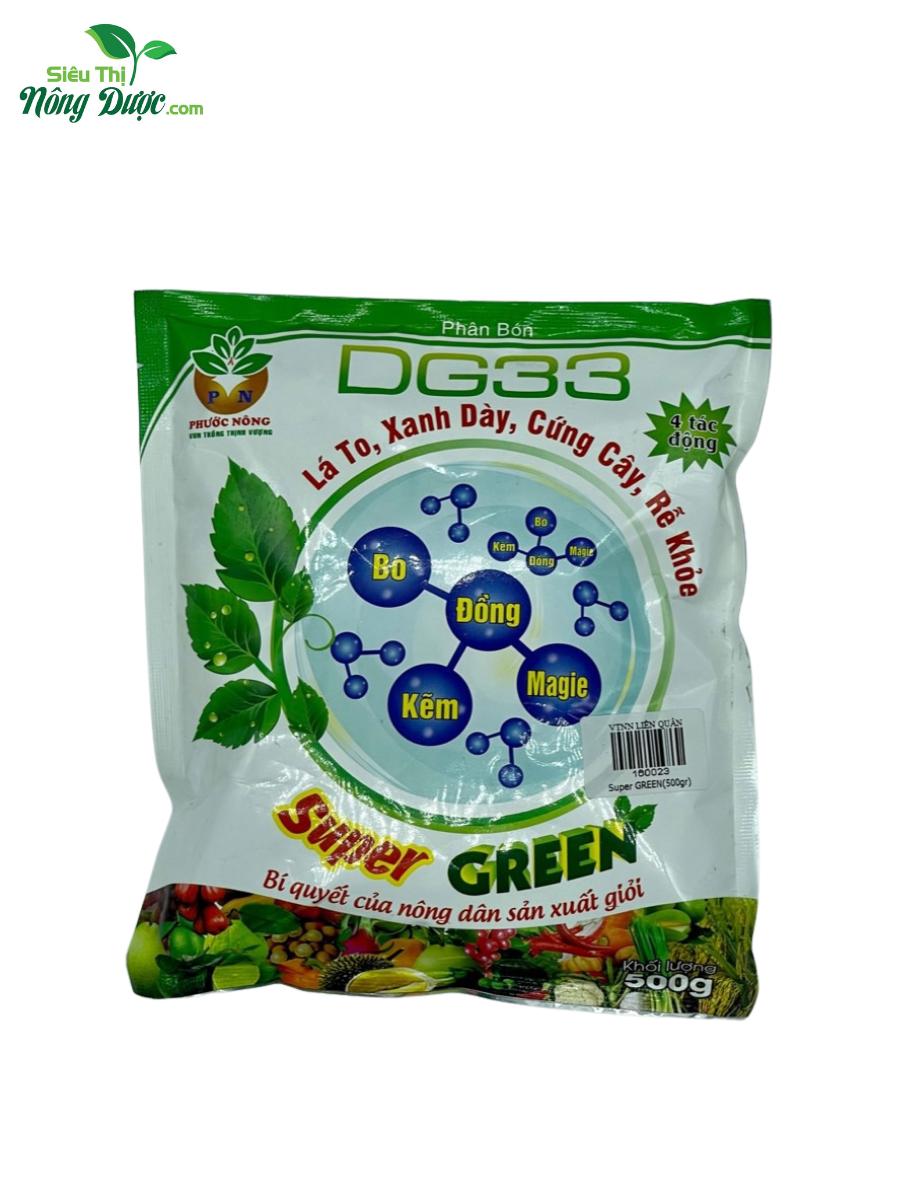 Super Green (500gr)