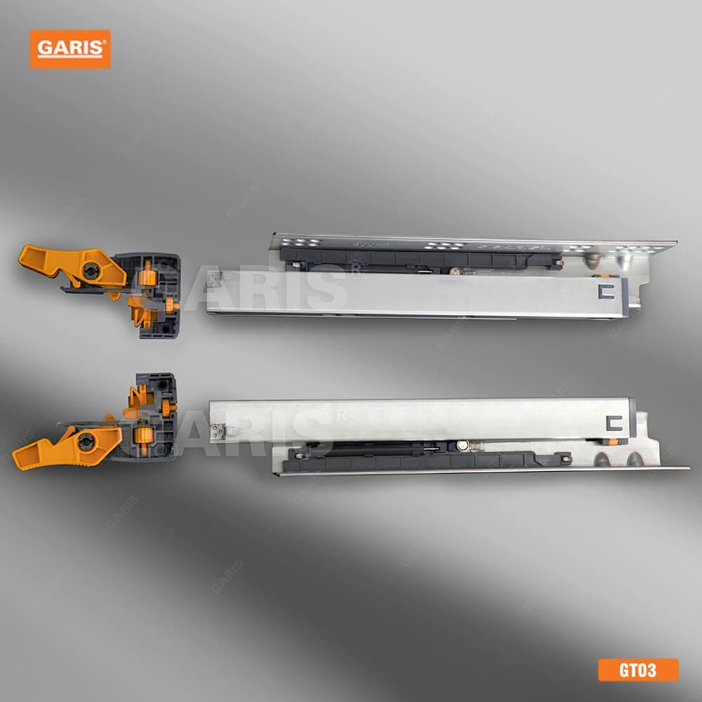 Ray âm Dresden Garis GT03 mở toàn phần