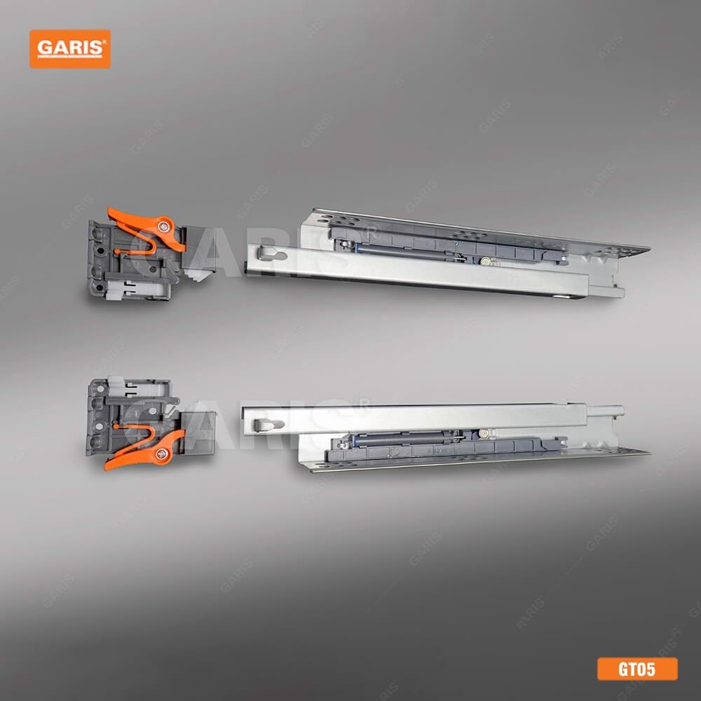 Ray âm Dresden Garis GT05 giảm chấn mở 3/4