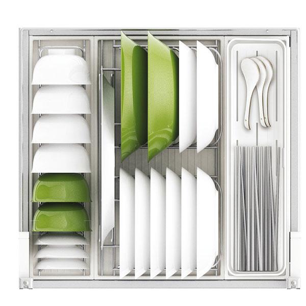 Phụ kiện lưu trữ dụng cụ bàn ăn Hafele