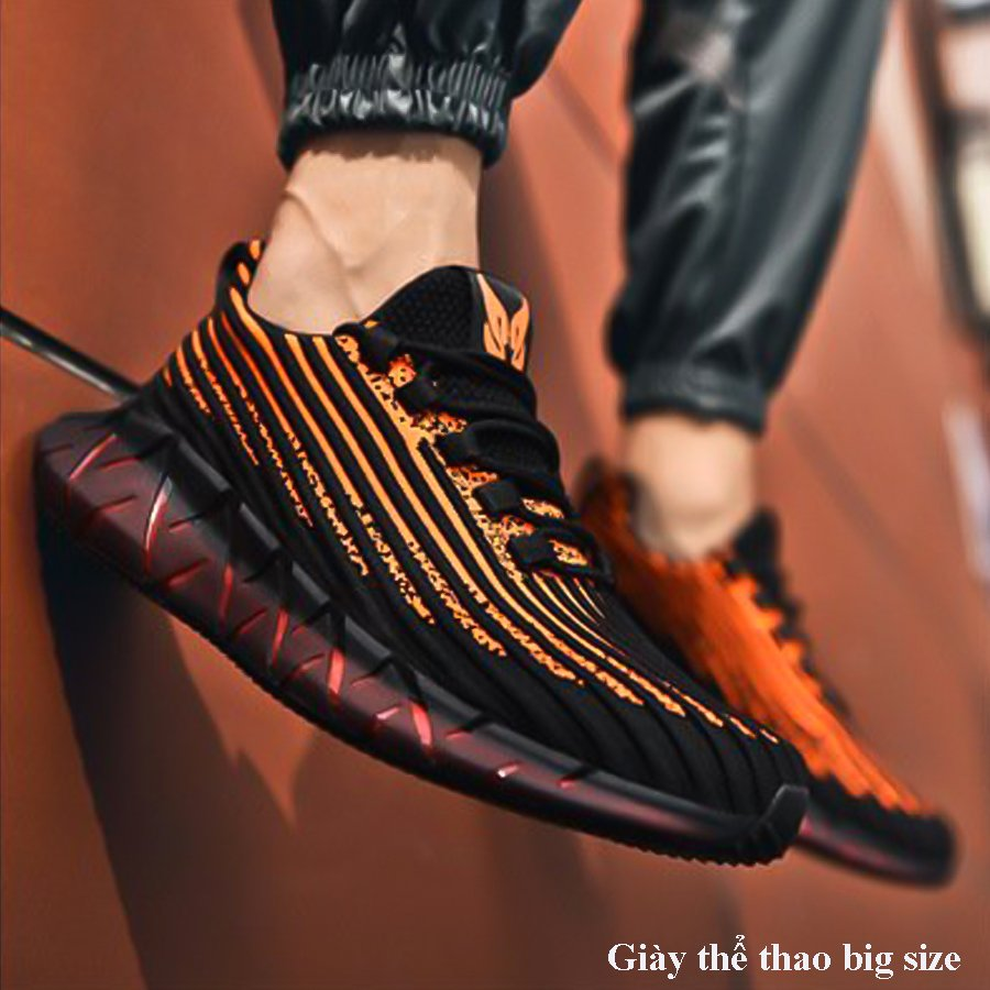 GIÀY THỂ THAO NAM BIG SIZE (Size 43 - 46)