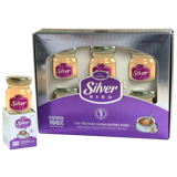 Silver Bird - Bird's Nest Soup With Rock Sugar 100% Real Bird Nest -Gift box 6 jars x 42gr