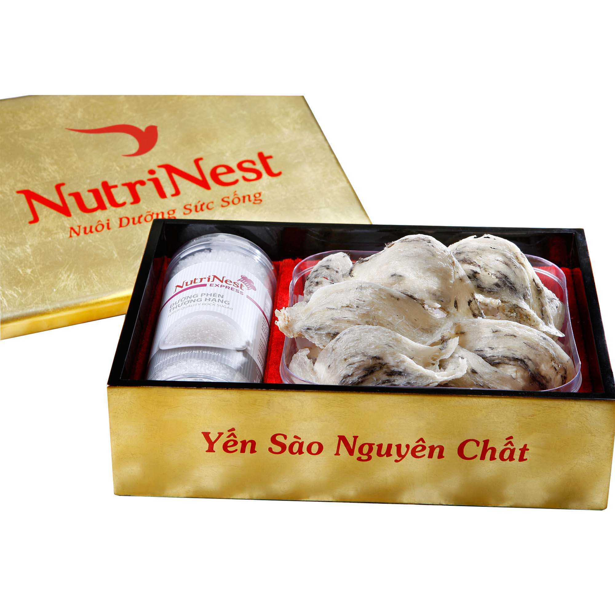 Original Bird's Nest With Feather 100g