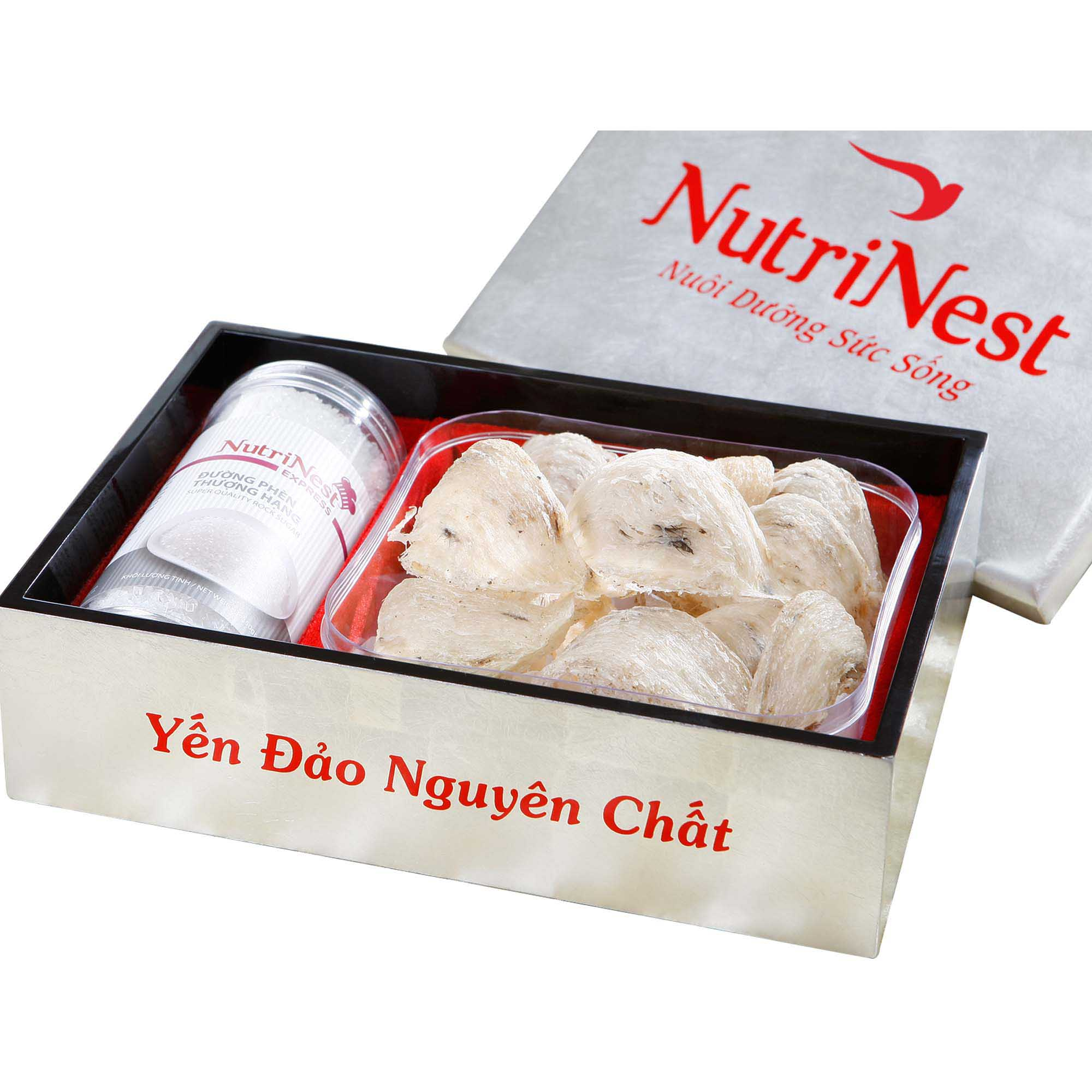 Natural Cave Bird's Nest With Feather 100g