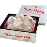 Natural Cave Bird's Nest With Feather 50g
