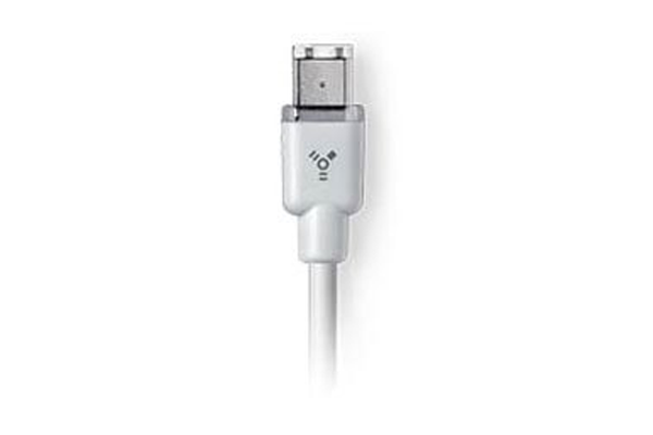 Apple Thin Firewire Cable 6-PIN To 6-PIN (0.5m) (FireWire 400 - 400)