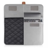 TOMTOC Canvas Sleeve with Pouch MacBook Air/Pro 13-inch