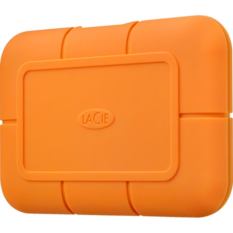 Lacie -  Rugged USB-C 500GB SSD