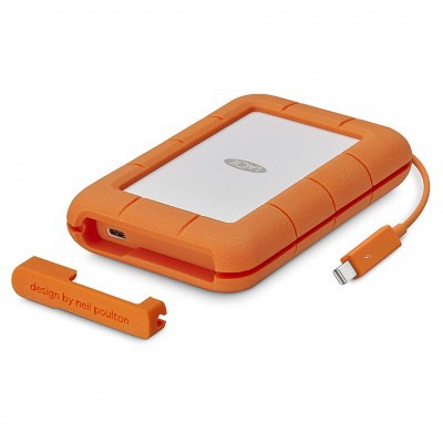 Lacie -  Rugged Thunderbolt USB-C 2TB HDD
