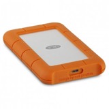 Lacie - Rugged USB-C 4TB HDD