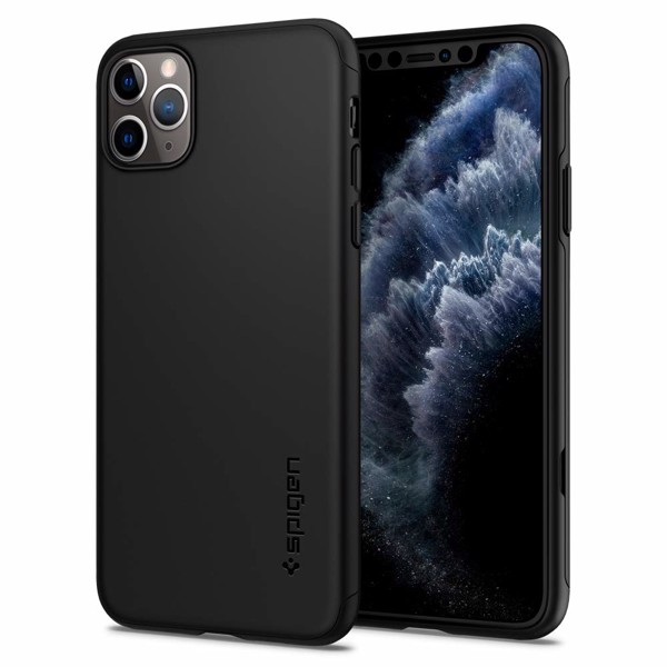Spigen - Case  Thin Fit Classic iPhone 11 Pro