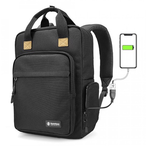 TOMTOC Daypack Travel MacBook Pro 15-inch
