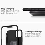 Spigen - Case Thin Fit iPhone 11 Pro Max