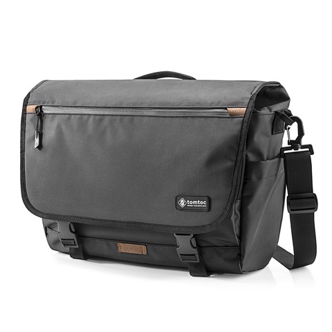 TOMTOC Cross-Body Messenger Waterproof MacBook (Up to 15-inch)