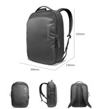 Tomtoc - Urban Laptop Backpack (Up to 16-inch)