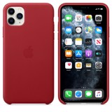 Apple Leather case iPhone 11 Pro