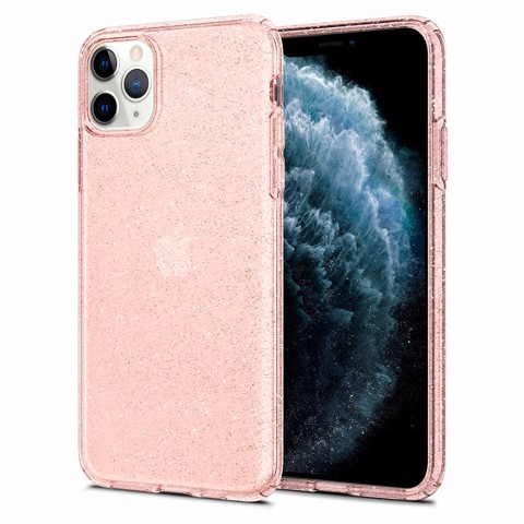 Spigen - Case Liquid Crystal Glitter iPhone 11 Pro