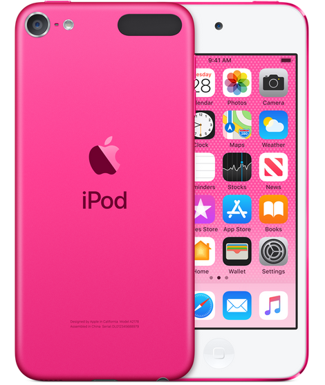 iPod Touch 2019 128GB