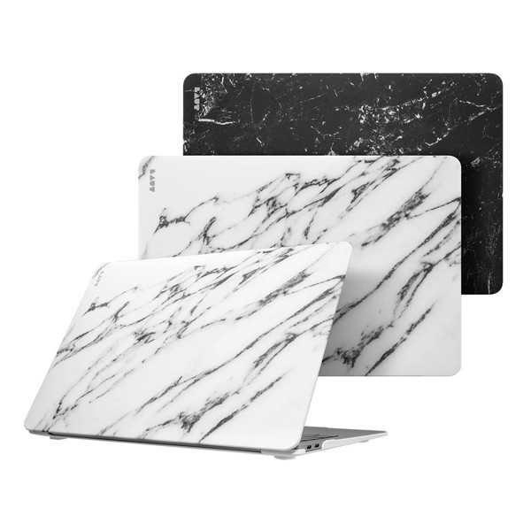 LAUT HUEX ELEMENT MARBLE MacBook Air 13-inch (2018-2019)