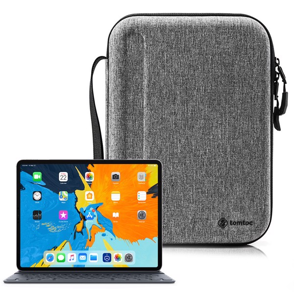 TOMTOC Portfolio Holder Hardshell iPad/Tablet (Up to 11-inch)