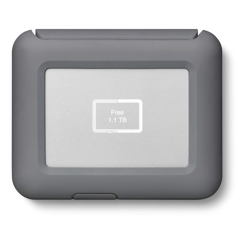Lacie -  DJI Copilot USB-C 2TB HDD