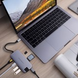 HyperDrive SLIM 8-in-1 USB-C Hub