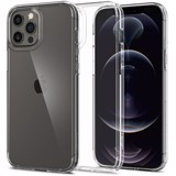 Spigen - Crystal Hybrid iPhone 12 Pro Max