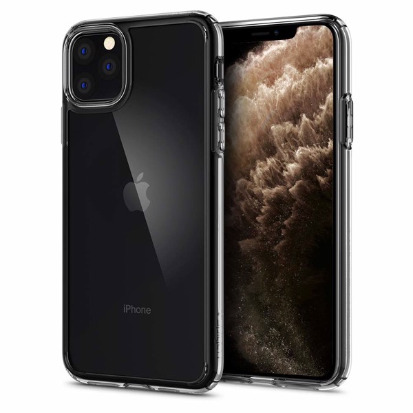 Spigen - Case Crystal Hybrid iPhone 11 Pro