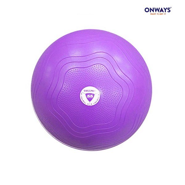 Bóng Yoga - Anti Burst Core Fit Exercise Ball LP8201 -