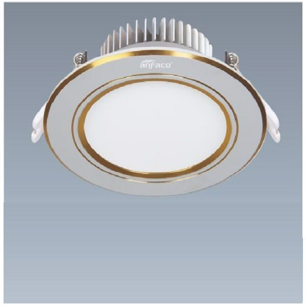 Downlight Led âm trần cao cấp Anfaco AFC 428 LED 9W
