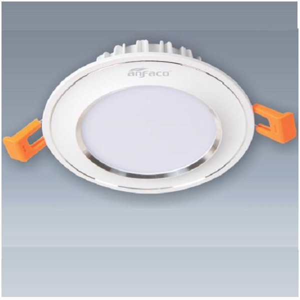 Downlight Led âm trần cao cấp Anfaco AFC 433 LED 12W
