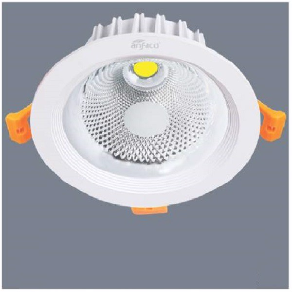 Downlight Led âm trần cao cấp Anfaco AFC 523 LED 15W