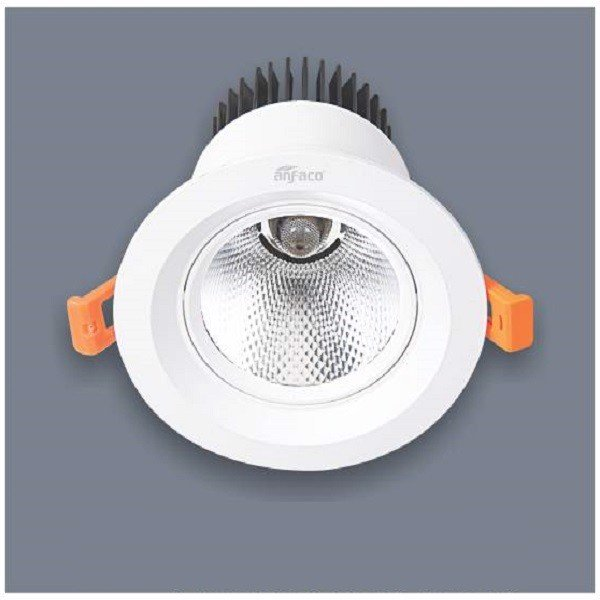 Downlight Led âm trần cao cấp Anfaco AFC 727 LED 18W