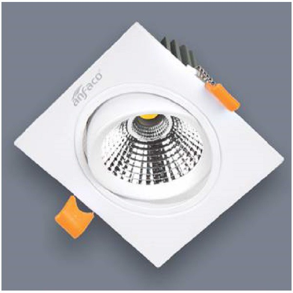 Downlight Led âm trần cao cấp Anfaco AFC 732 LED 12W