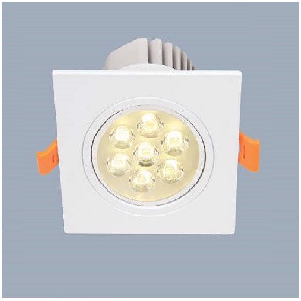 Downlight Led âm trần cao cấp Anfaco AFC 771T/1 LED 7W