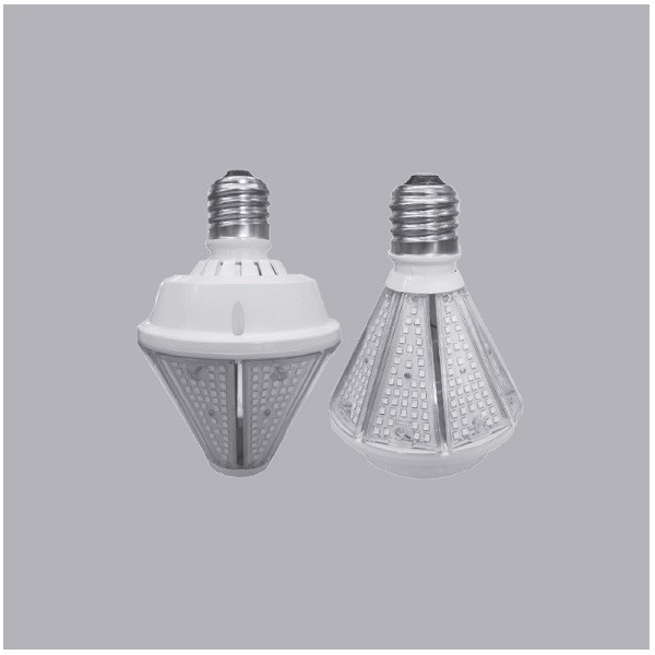 ĐÈN LED GARDEN LIGHT MPE LGL2-40W LGL2-40T/V/N