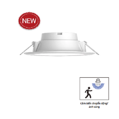 Led Downlight DN Series (SENSOR TYPE) Panasonic 9W - 220V