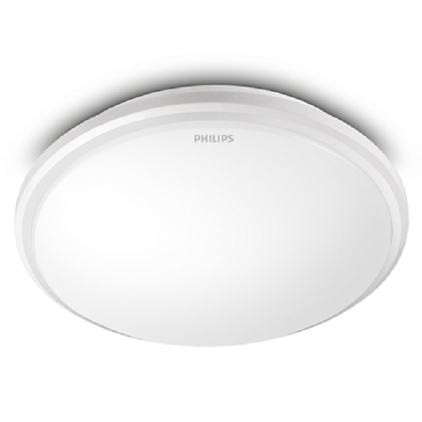 Bộ đèn Led ốp trần 31824 Twirly LED WHT 12W Philips